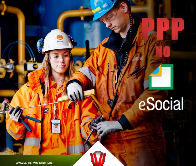 O eSocial e o PPP