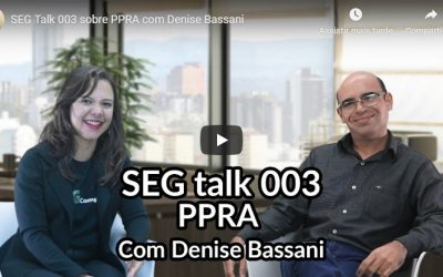 SEG Talk sobre PPRA