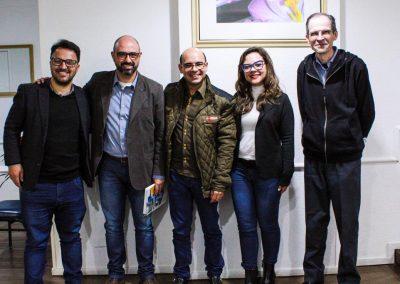 SEG TALK - Curitiba/PR 04-08-2019 Palestrantes
