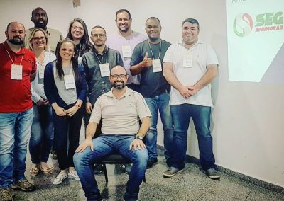 Higiene Ocupacional - Campinas/SP 30, 31-08 e 01-09-2019
